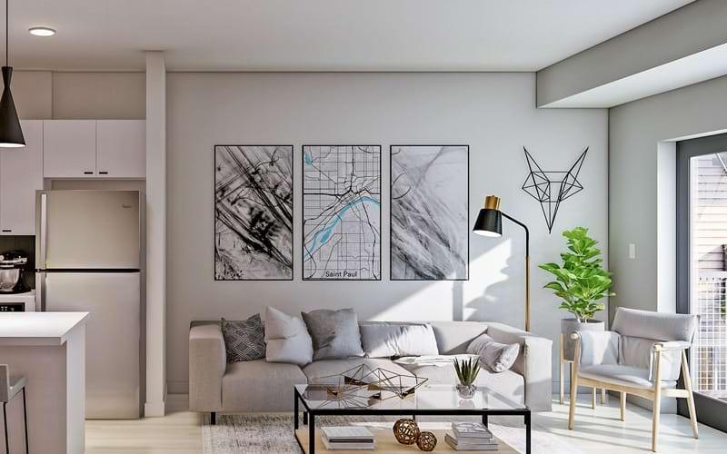 apartment group amenities