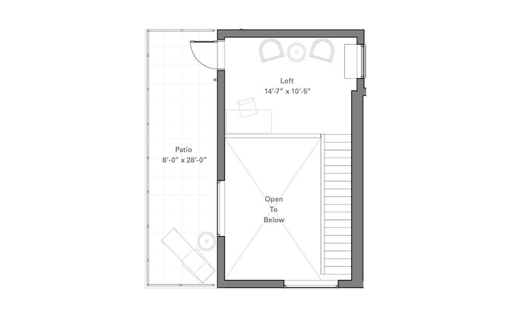 floorplan lilidale cp penthouse fl2